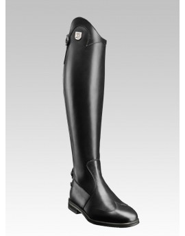 LEATHER TALL RIDING BOOTS MARILYN